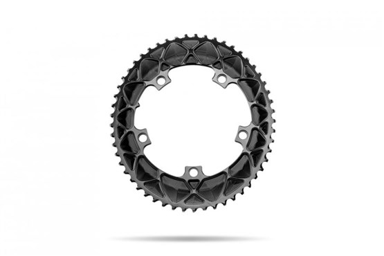 absoluteBLACK Road Oval 130 BCD x 5 Bolt Chainring