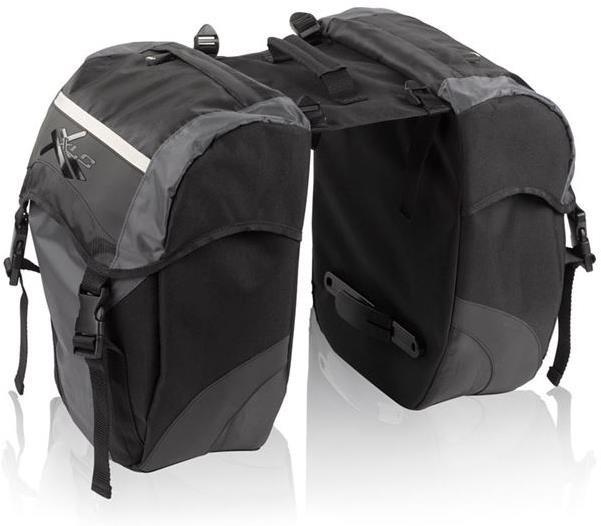 XLC Double Panner Bags (BA-S41) | Tasker til bagagebærer