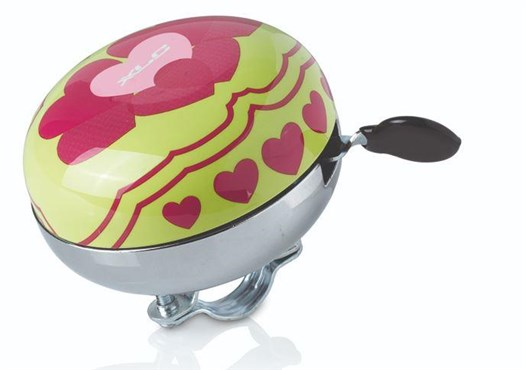 XLC Bicycle Bell Hearts (DD-M09)