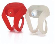 Product image for XLC Mini Beamer Bug Light Set (CLS02)