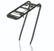 "XLC Carrymore Pannier Rack 26-28"" with Spring Clip (RP-R16)"