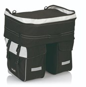 Product image for XLC Triple Pannier Bags (BA-S68)