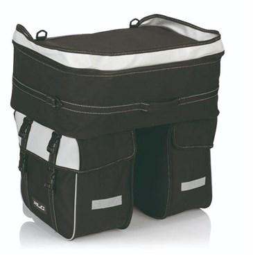 XLC Triple Pannier Bags (BA-S68)