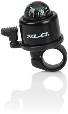 XLC Mini Bell With Compass (DD-M23)