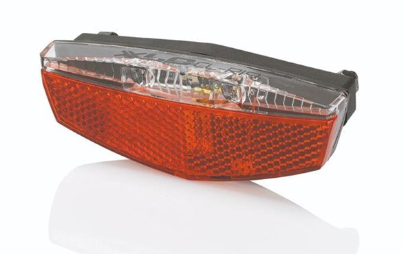XLC Led Usb Rear Light Luggage Carrier (CL-R19)