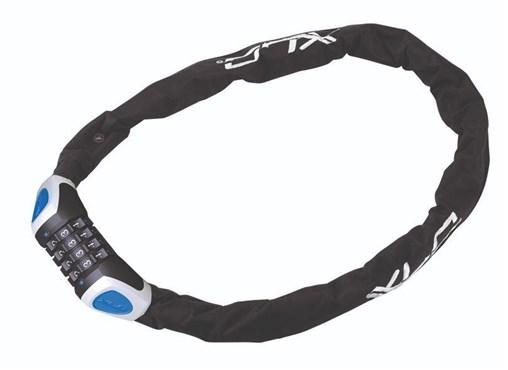 XLC Yakuza Plus Chain 4-Digit Combination Lock (LO-C19)