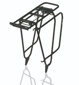 "Product image for XLC Carrymore Pannier Rack 26-29"" with Spring Clip (RP-R14)"
