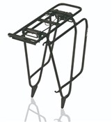 XLC Fatbike Carrymore Pannier Rack with Spring Clip (RP-R15)
