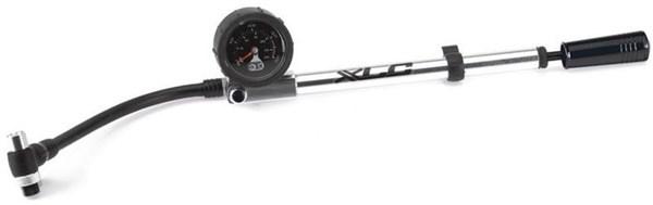 XLC Highair Pro Shock Pump with Gauge (PU-H03)