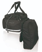XLC Carrymore Rack Bag (BA-S64)