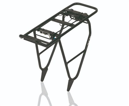 """XLC Carrymore Pannier Rack 20-24"""" with Spring Clip (RP-R13)"""