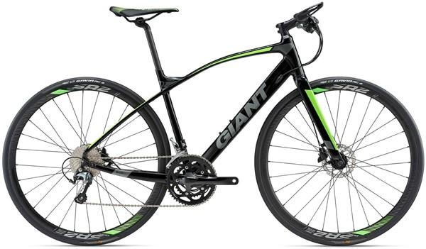 Giant FastRoad SLR 1 - Nearly New - M/L 2018 - Bike