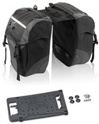 XLC Carrymore Double Pannier Bag (BA-S63)