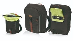 XLC Pannier Backpack