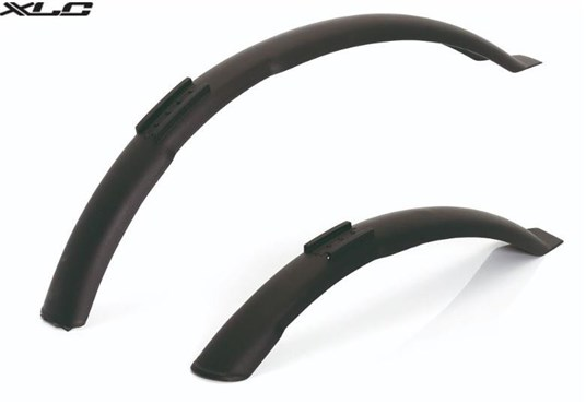 "XLC Clip On Mudguard Set 24-26"" (MG-04)"