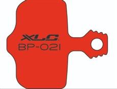 XLC Alloy Disc Pads Cooling Fin - Avid Elixir (BP-M21)