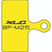 XLC Alloy Disc Pads - Shimano 675 (BP-M25)