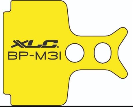 XLC Alloy Disc Pads Cool Fin - Formula Mega/R/RX (BP-M31)