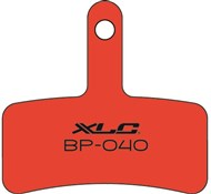 XLC Organic Disc Pads - Tektro Dorado (BP-O40)