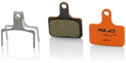 Product image for XLC Organic Disc Pads - Shimnao Ultegra (BP-O41)