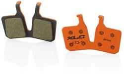 XLC Organic Disc Pads - Magura MT5 (BP-O42)