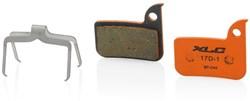 Product image for XLC Organic Disc Pads - Sram Road (BP-O44)