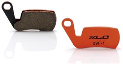 Product image for XLC Organic Disc Pads - Magura/Marta (BP-O05)