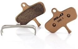 XLC Sintered Disc Pads - Avid Code 5 (BP-S15)