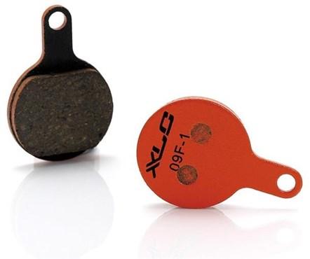 XLC Organic Disc Pads - Tektro Lox/Lyra (BP-O23) | item_misc