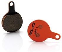 XLC Organic Disc Pads - Tektro Lox/Lyra (BP-O23)