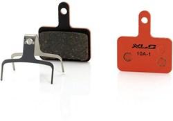 XLC Organic Disc Pads - Shimano Deore M485/Tektro (BP-O07)