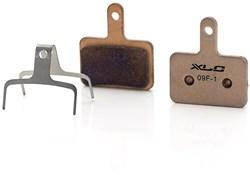 XLC Sintered Disc Pads - Downhill/Freeride (BP-S07)