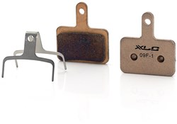 Product image for XLC Sintered Disc Pads - Downhill/Freeride (BP-S07)