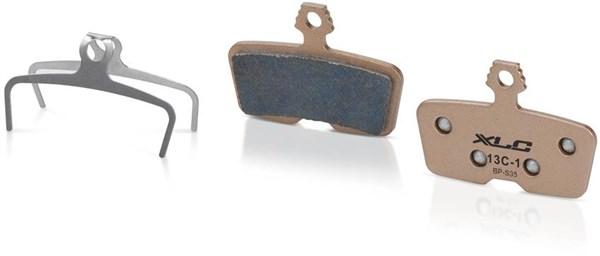 XLC Sintered Disc Pads - Avid Code (BP-S35)