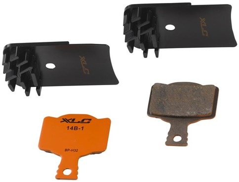 XLC Organic Disc Pads Cool Fin - Magura (BP-H32)