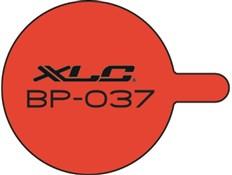 XLC Organic Disc Pads - Clarks Cmd-8/11/16 (BP-O37)