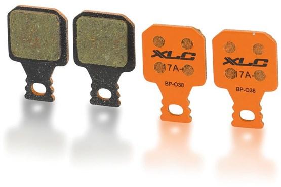 XLC Organic Disc Pads - Magura MT5/7 (BP-O38)