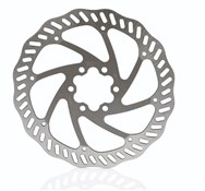 Product image for XLC 6 Bolt Wavey Rotor