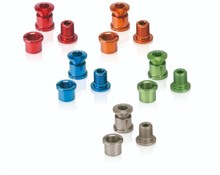 XLC Alloy Chainring Bolts 5pce (CR-X01)