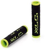 XLC Dual Colour Bar Grips (GR-G07)