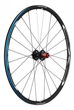 Novatec CXD CX Wheelset