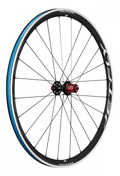 Novatec Jetfly Clincher Road Wheelset | Wheelset