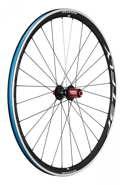 Novatec Jetfly HD Clincher Road Wheelset | Wheelset