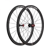 Product image for Novatec R3 Carbon Road Wheelset