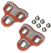 Product image for XLC Set Of Cleats - 6 Deg Look Keo Compatible (PD-X06)