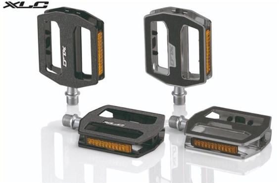 XLC Platform Pedals Alu (PD-M21) | Pedaler