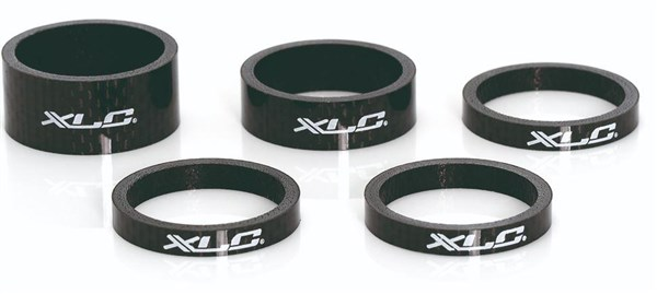 XLC A-Head Spacer Set Carbon | Styr og frempinde > Tilbehør