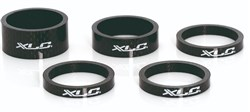 Product image for XLC A-Head Spacer Set Carbon