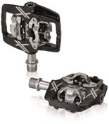 Product image for XLC System Clipless Pedals Medium (PD-S18)