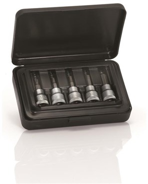 XLC Torque Wrench Bit Set (TO-X02)